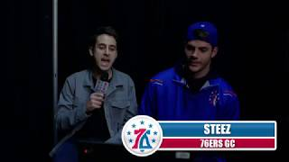 NBA 2K League   Steez Analyzes 76ers GC Gaming's 1st Win of Season   Inside the Game - Video Youtube