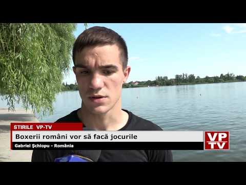 Boxerii români vor să facă jocurile