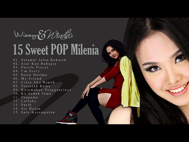 Wizzy & Winda 15 Sweet POP Milenia