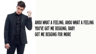 Anton Ewald - Begging Lyrics