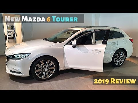 New Mazda 6 Tourer 2019 Review Interior Exterior
