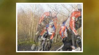 preview picture of video 'Cyclo- cross, Vtt, courses Ufolep de Vieux Condé le 09 12 2012'