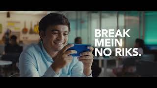 Break me no riks, only Disney+ Hotstar Quix ! - Q