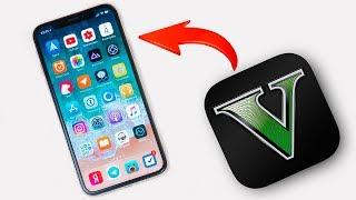 ГТА 5 на андроид и iOS… КАК?!