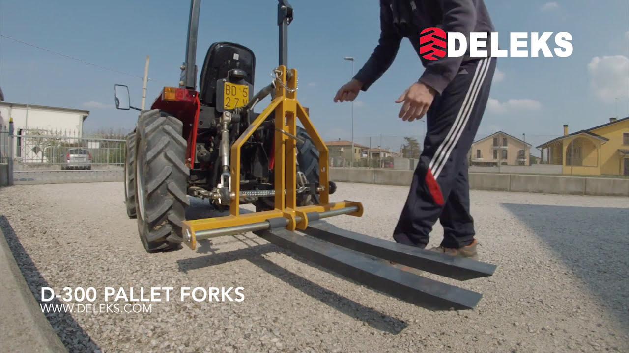 DELEKS® D-300: Prueba de campo