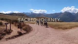 Peru pilgrimage in the ancient land of Incas 2018