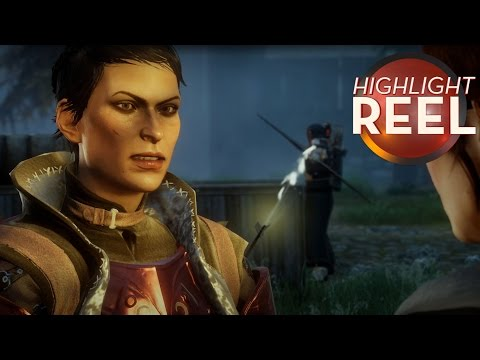 Dragon Age Cutscenes Can Be Really Dangerous