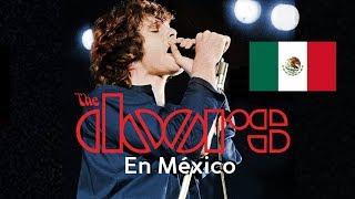 LOS CONCIERTOS Y LA VISITA DE THE DOORS A MÉXICO