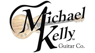NAMM 2015 - Michael Kelly Electric Guitars