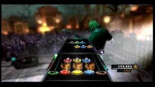 Arctic Monkeys - Brianstorm [Guitar Hero 5] Expert Guitar