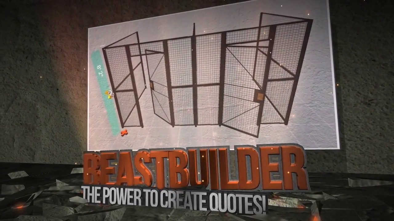 Welcome to the BeastBuilder
