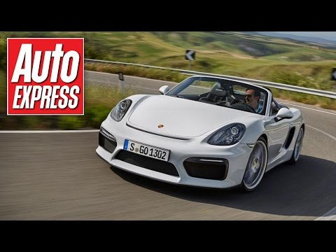 Porsche Boxster Spyder: the best Boxster yet?