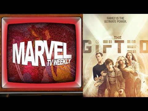 Marvel TV News - Discussing The Gifted, and touching on The Inhumans