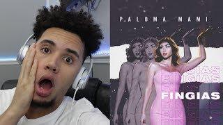 (REACCION) Paloma Mami - Fingías (Official Video)