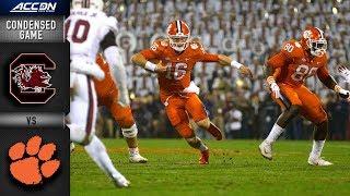 South Carolina vs. Clemson Condensed Game   2018 ACC Football