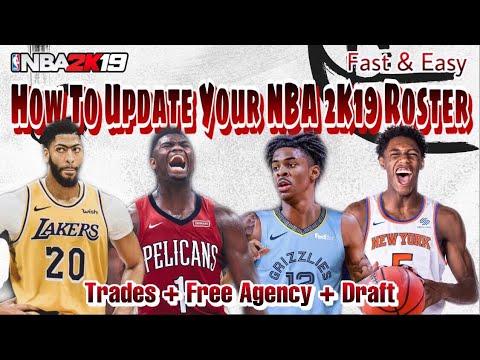 NBA2K19 Roster On PS3 - смотреть онлайн на Hah Life
