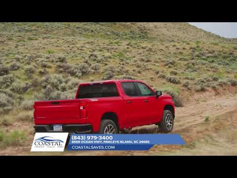 New 2019 Chevrolet Silverado 1500 4WD Crew Cab 157 Custom Trail Boss