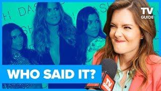 Le cast joue à qui a dit ça : The Bold Type Cast ou The Kardashians