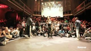 Paradox Vs  Junior Boogie Summer Dance Forever 2012, HipHop, Judge Battle,
