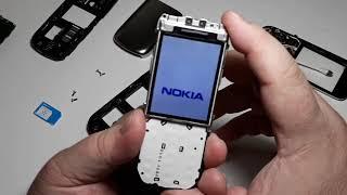Nokia 6303i classic мелкий ремонт и восстановление ретро телефона. Смотри что внутри телефона !!!