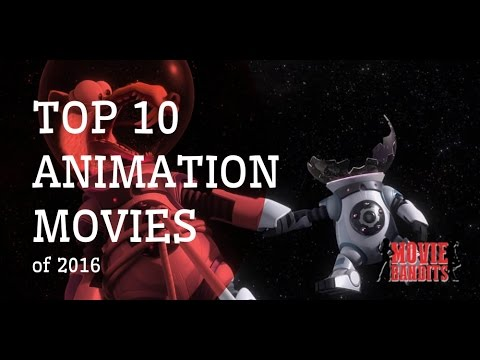 TOP 10 ANIMATION MOVIES 2016 (TRAILERS)