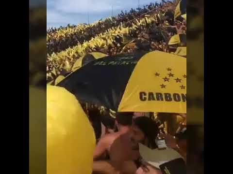 """Peñarol hinchada"" Barra: Barra Amsterdam • Club: Peñarol"