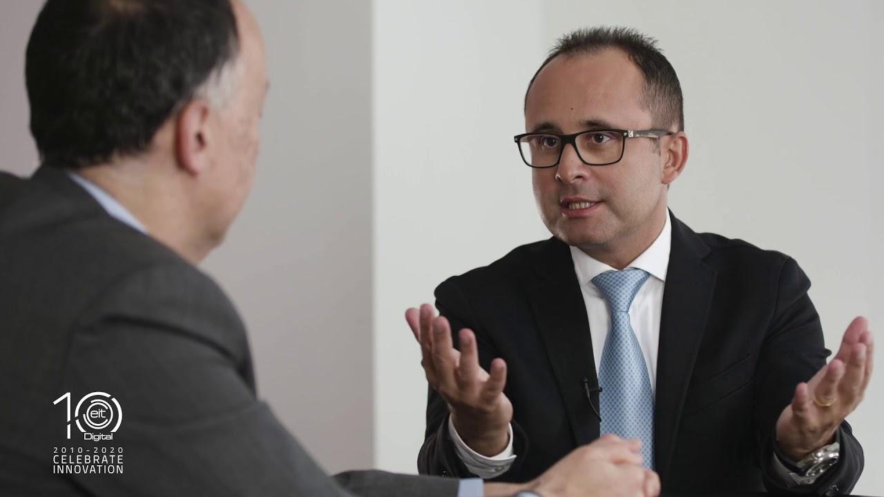 """EU needs the capability to handle big data"""