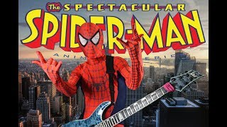 The Spectacular Spider-Man Meets Metal (w/ Anthony Vincent)