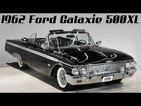 Video of '62 Galaxie - PXI8