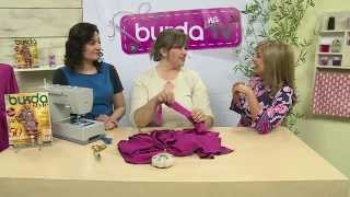 burda na TV 06 – Blusa plus size