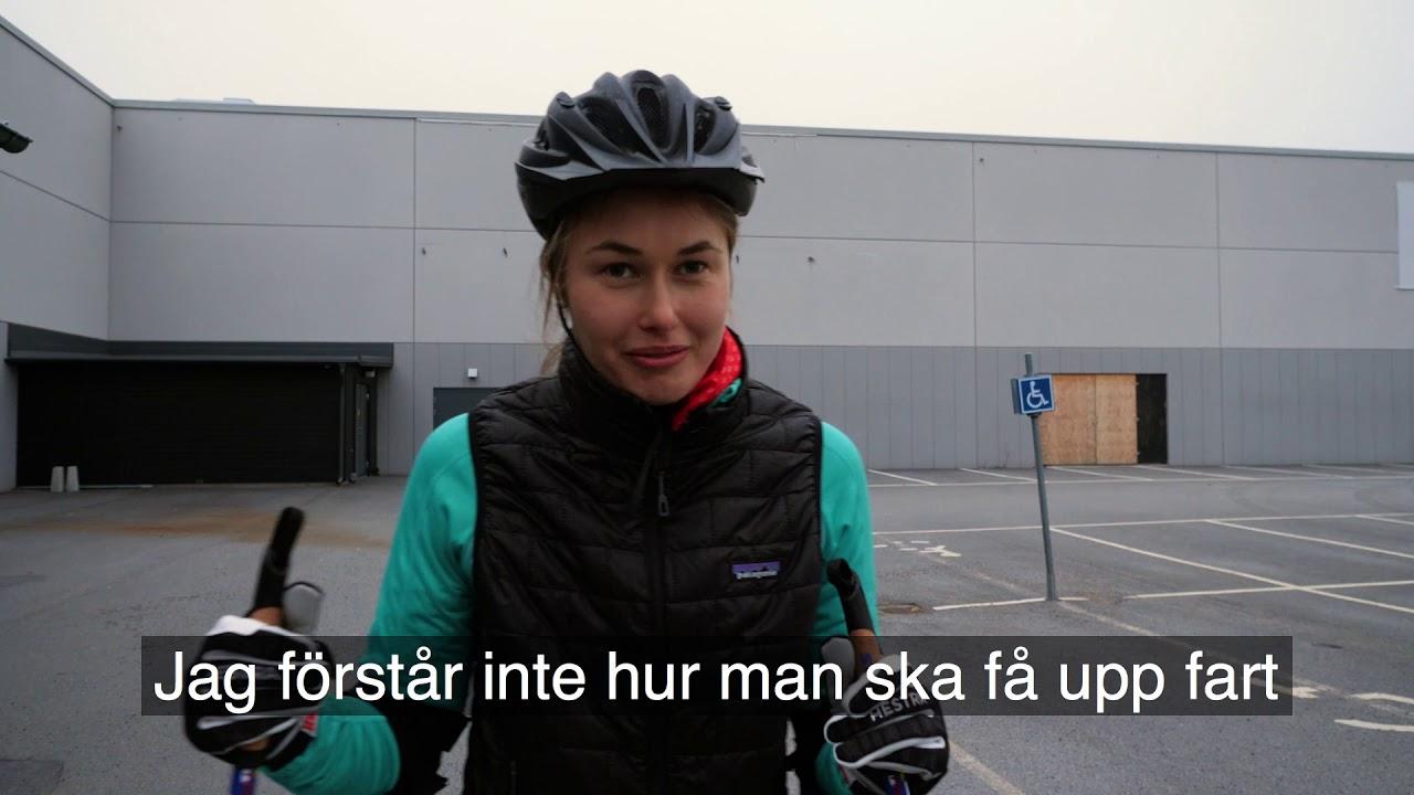 AVSNITT 2 – Sverige vs Norge Se den andra episoden och lär känna deltagarna Line & Ulrica. Varför blev barnens oro en väckarklocka för Line och hur kommer det gå för Ulrica som knappt stått på skidor?