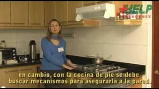 Seguridad en la cocina facemama.com