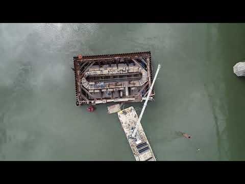 Gradnja novog mosta na Savi u Sremskoj Rači