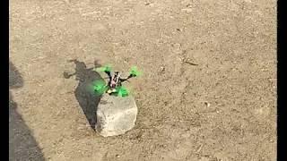 Первые полеты на FPV дроне