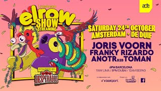 ANOTR b2b Toman - Live @ elrow x ADE 2020