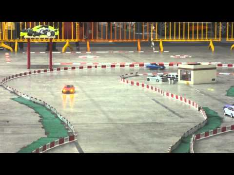 Car Toys Race Remote Control Racing On Track Video