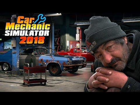 Car Mechanic Simulator 2018 - Петрович Снова В Деле