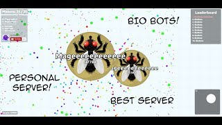 How to make an Agar.io Private Server