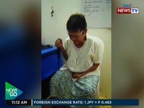 [GMA]  NTG: 82-anyos na babaeng naka-oxygen support at 2 iba pa, huli sa buy-bust operation