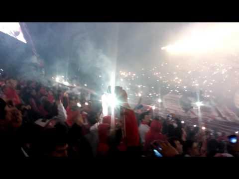 """""""River Plate - Al fin va a decir la verdad el que escribe los diarios"""" Barra: Los Borrachos del Tablón • Club: River Plate"""
