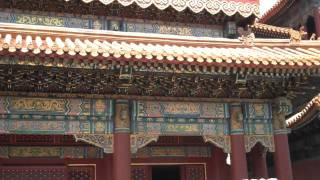 Video : China : A trip to YongHeGong 雍和宫 Lama Temple, BeiJing