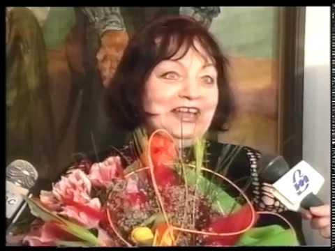 60-річчя Тетяна Галькун. Луцьк 2007. © Нова Волинь - YouTube