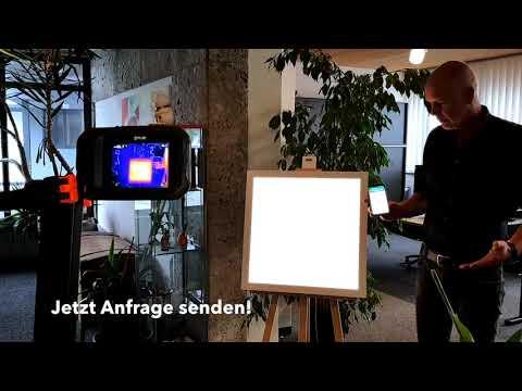 Infrarotheizungen mit Licht - Innovationen aus Österreich