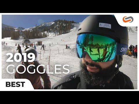 Best Ski and Snowboarding Goggles of 2019