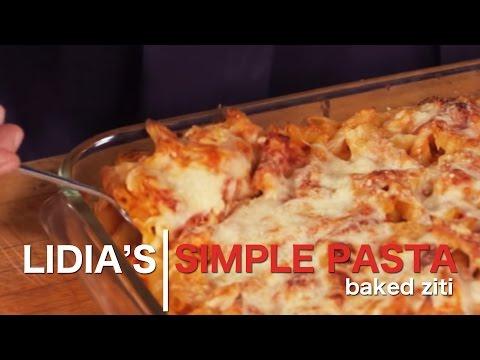 Video Simple Pastas: Baked Ziti