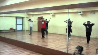 Sarsa - Naucz Mnie Choreografia