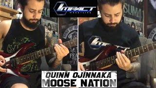 Moose 'Moose Nation' TNA theme guitar cover (Rock Mix)