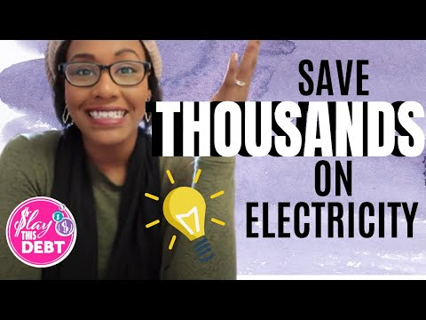 💡How To Save THOUSANDS on Electricity • Energy Saving Hacks That ACTUALLY Work!