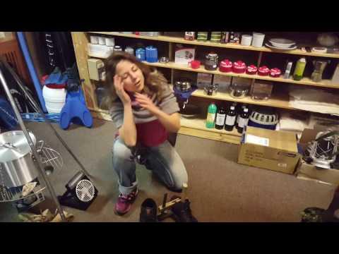 AC OUTDOOR TV: Wir retten Toms Schuh! (2) - MC NETT FREESOLE Schuhkleber - Tested!
