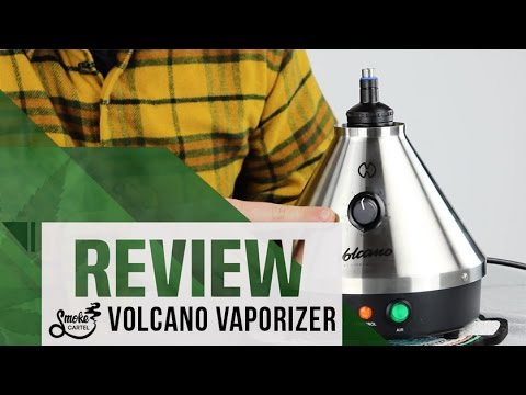 Storz and Bickel Classic Volcano Analog Tabletop Vaporizer on Youtube